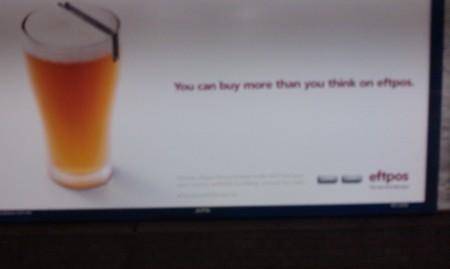 Eftpos booze ad